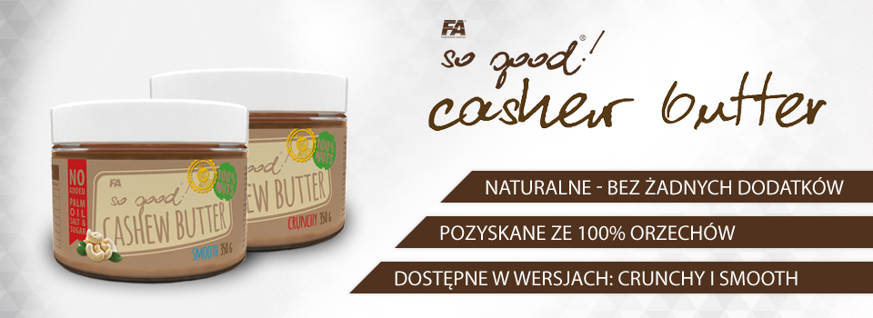 So Good!® Cashew Butter