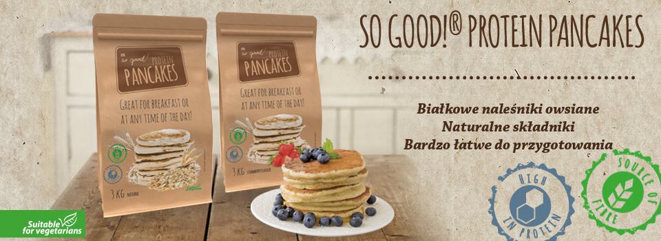 So Good!® Protein Pancakes