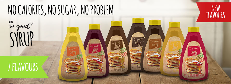 So Good!® Syrup