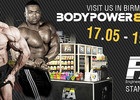 Body Power EXPO Birmingham 2013