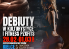 Debuts in bodybuilding and fitness - Kielce