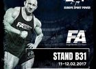 JOIN US at the Europe Sport Power Exhibition